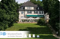 Kriminal-Dinner Villa Blumenfisch